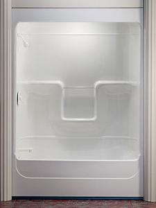 Awesome MAAX Calypso Three Piece Tub/Shower Unit