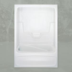 Mirolin Medallion Three Piece Tub/Shower Unit