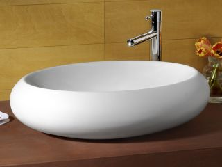 AS Ovale Above Counter Sink