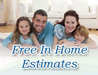 Free In Home Estimates Available